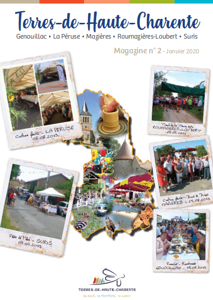 Couverture bulletin n°2