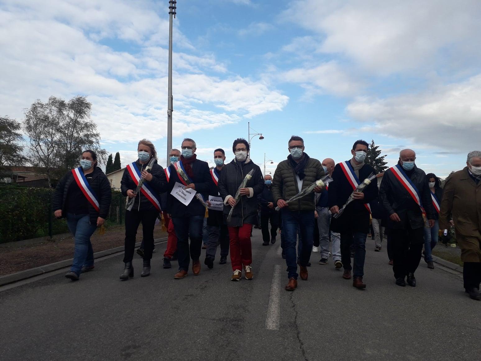 Photo marche